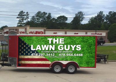 Lawn Guys Side a